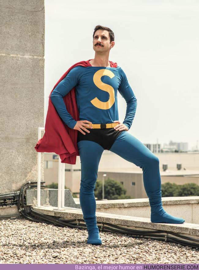 15368 - Primera imagen de Dani Rovira en la película de Superlópez