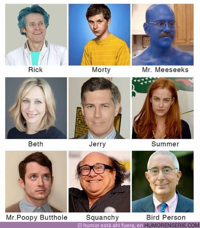 15759 - Así sería la película ideal de Rick and Morty