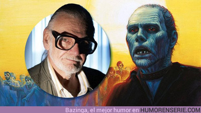 15940 - 20 películas de zombies para conmemorar la muerte de George A. Romero