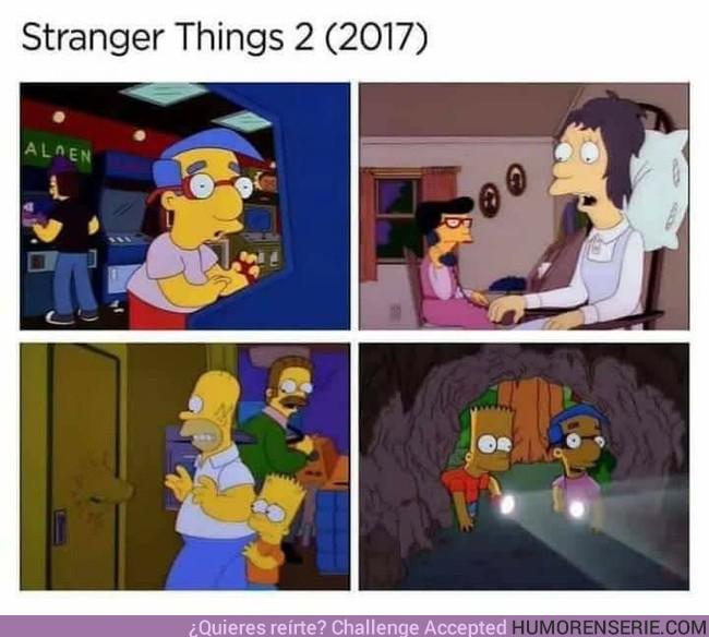 19799 - Los Simpson, como siempre haciendo spoilers