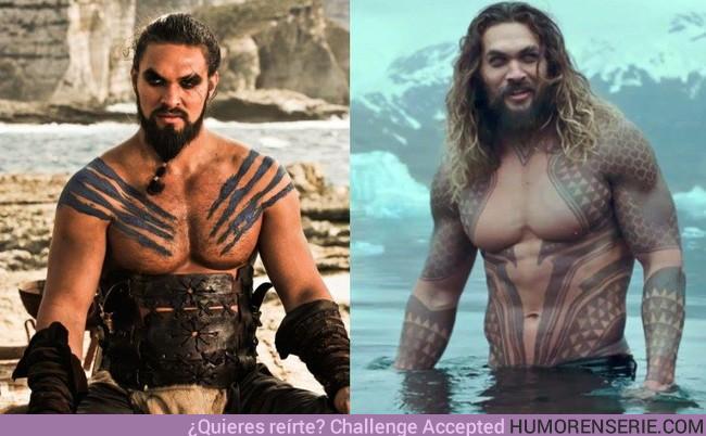 20031 - ¿Eres del Team Drogo o del Team Aquaman?