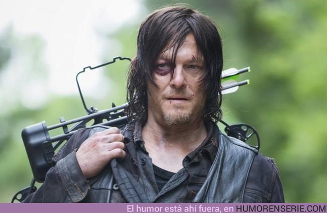 20147 - Lo que le espera a Daryl en los próximos capítulos de The Walking Dead