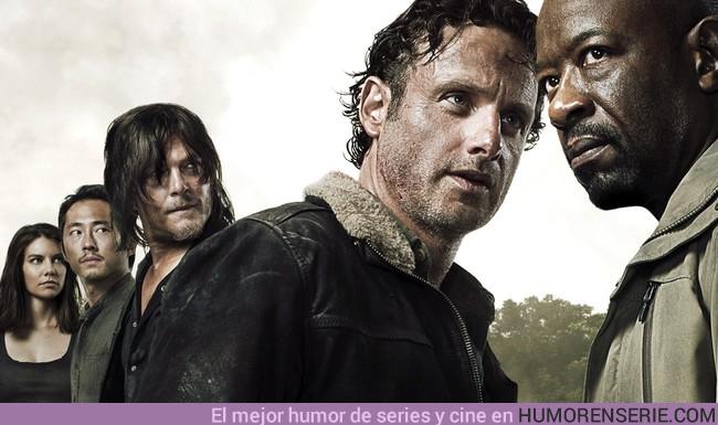 20255 - TWD: Revelado el personaje que se cambia de serie a Fear The Walking Dead