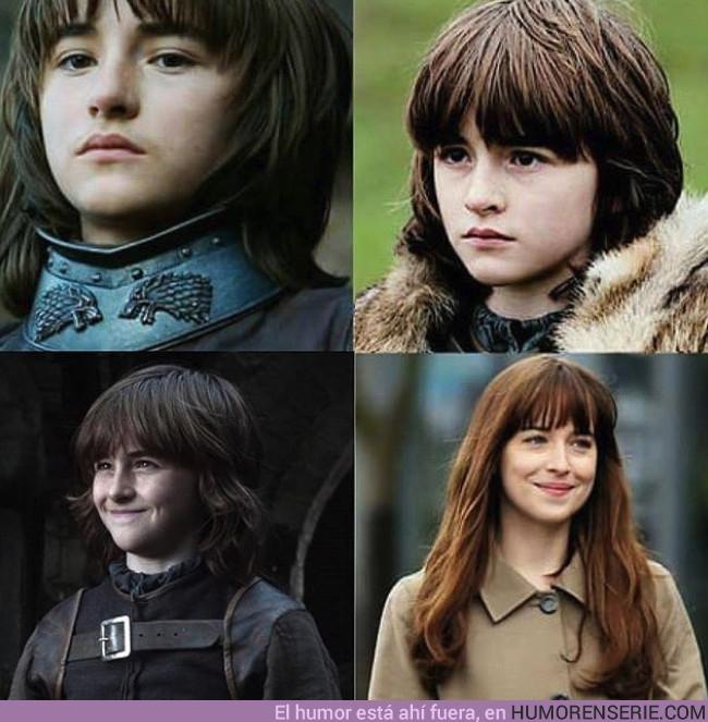 20452 - Menudo estirón ha pegado Bran en los últimos años