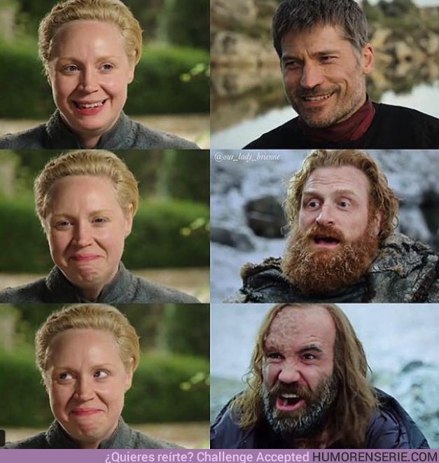20496 - ¿Cuál de ellos hace mejor pareja con Brienne?