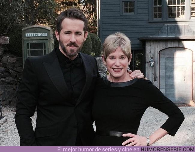 20558 - Así fue la épica trolleada de Ryan Reynolds a su madre