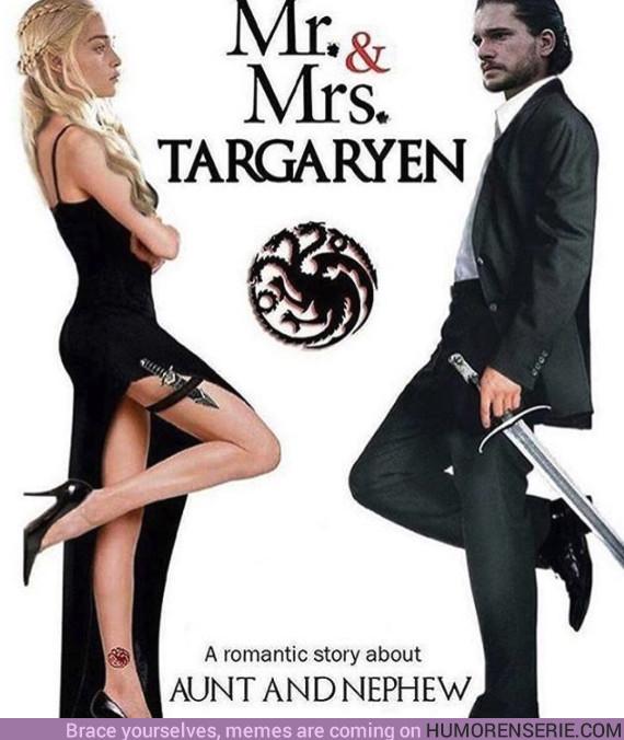 20561 - Señor y Señora Targaryen