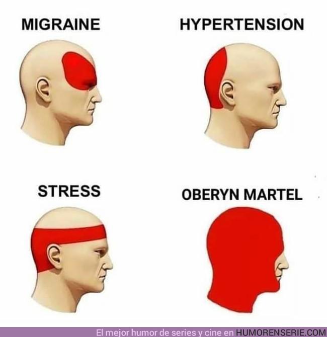 20597 - Hay dolores de cabeza y dolores de cabeza