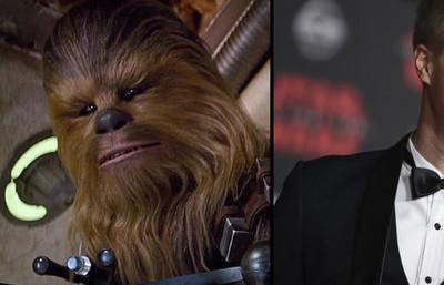 20679 - Internet se ha enamorado del actor que se esconde dentro de Chewbacca en la nueva trilogía