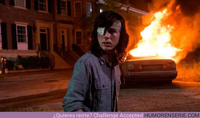 20756 - SÍ vimos en pantalla ese momento especial para Carl y todo el mundo está flipando