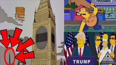 20862 - 10 veces en las que Simpson predijeron el futuro