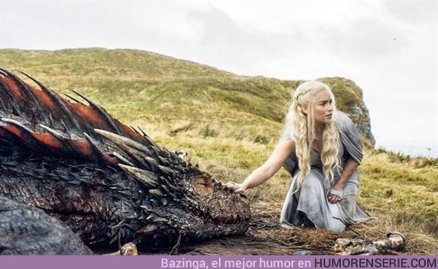 21105 - No podrás volver a ver a Drogon de la misma manera después de saber de dónde viene su gruñido