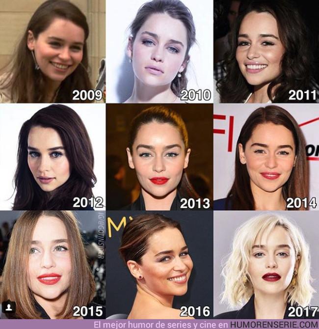 21114 - La evolución de Emilia Clarke