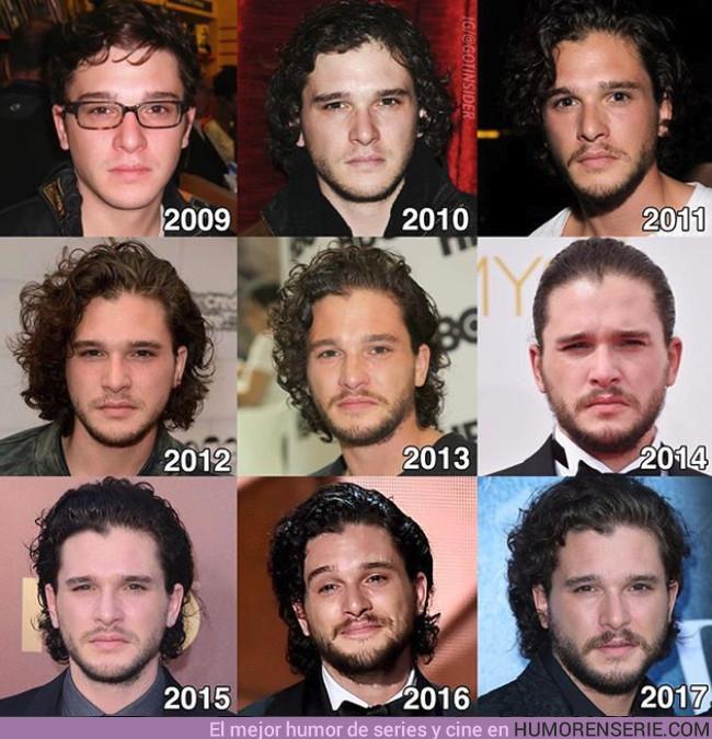 21116 - La evolución de Jon Snow