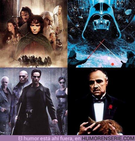 21325 - ¿Cuál es la mejor de estas trilogías?