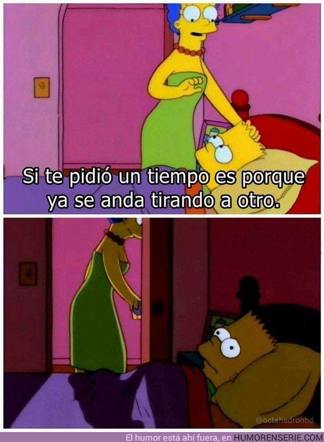 21493 - Marge es única dando consejos