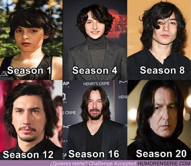 21604 - La evolución de Mike en Stranger Things