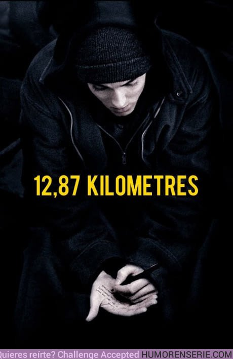21668 - El título europeo de la película 8 millas