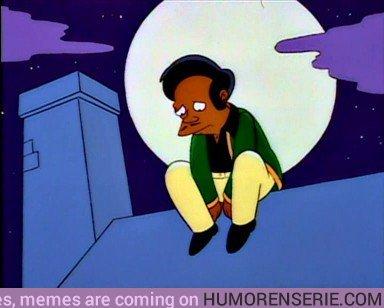 21775 - Los Simpson podría cambiar a Apu por los estereotipos