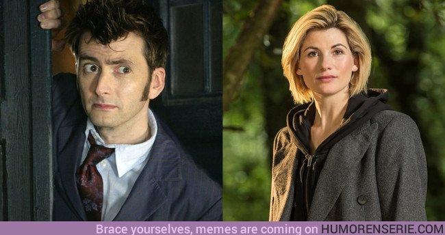 21779 - David Tennant habla de lo que aportará la nueva Dr.Who a la serie