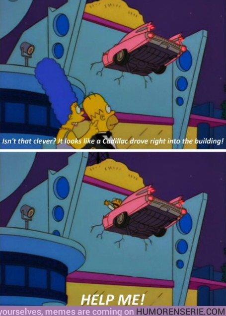 21858 - ¿Acaba de cumplirse la predicción más loca de Los Simpson?
