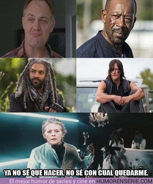 21885 - ¿Quién es el hombre perfecto para Carol?