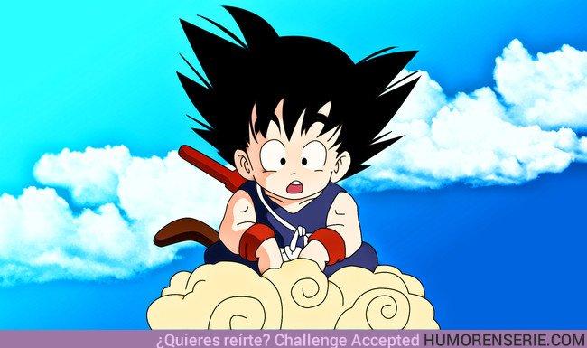 22196 - Crea una campaña viral para que su mujer le deje llamar Goku a su hijo