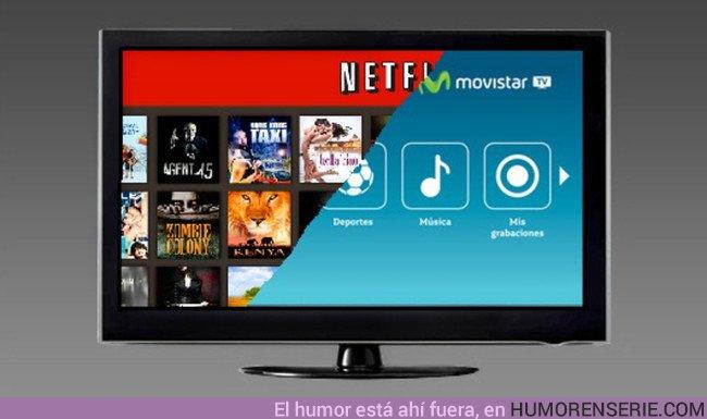 22197 - Bombazo: Movistar+ podría incluir los contenidos de Netflix en su catálogo