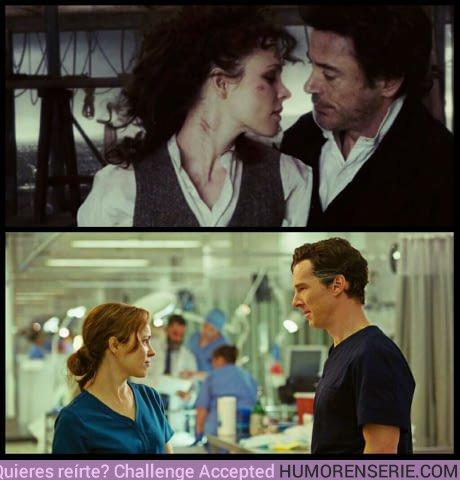 22211 - McAdams se ha quedado con los mejores Sherlock