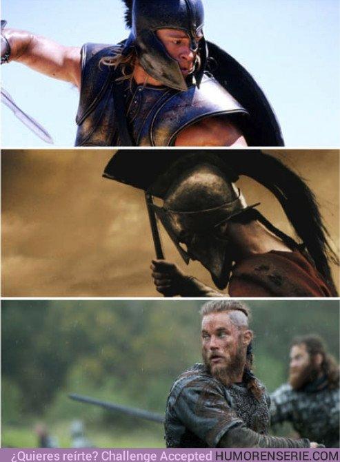 22276 - ¿Quién ganaría una batalla a muerte entre estos tres?