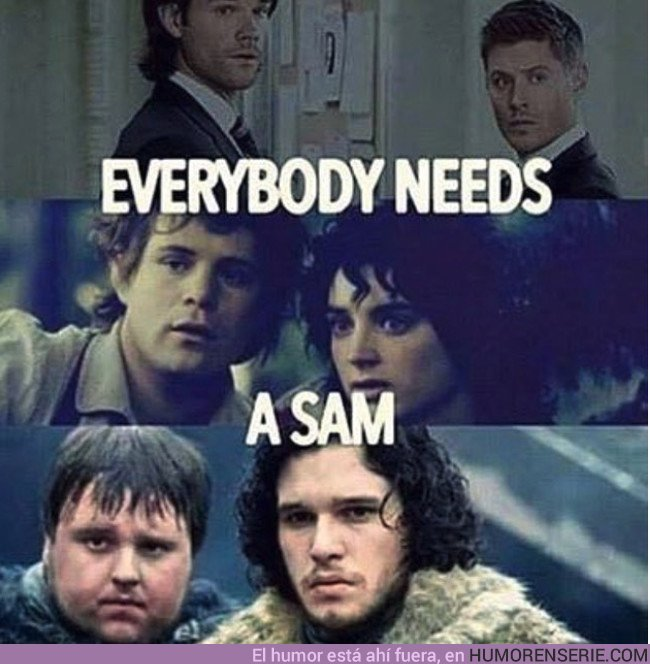 22400 - Todo el mundo necesita a un Sam