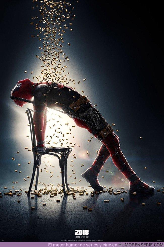 22461 - Deadpool 2 sabe cómo alegarnos el día. Feliz miércoles