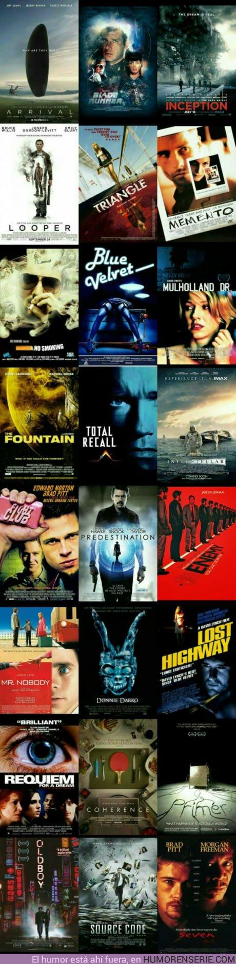 22934 - 24 películas que harán que te explote la cabeza