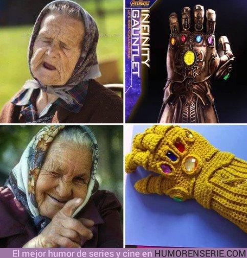 23148 - Abuelas que se curran un cosplay más que molón