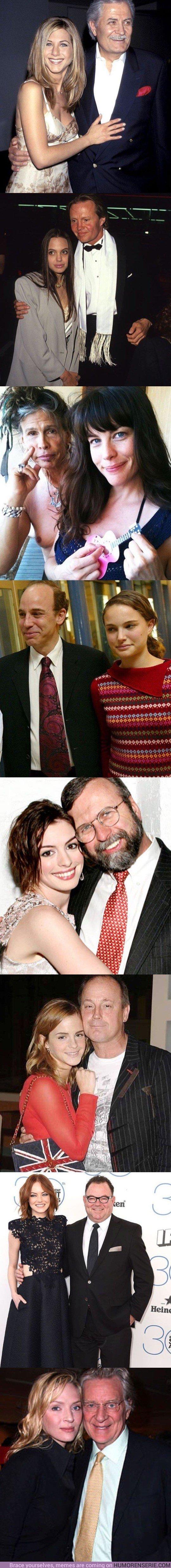 23293 - GALERÍA: Así son los padres de estas estrellas de Hollywood