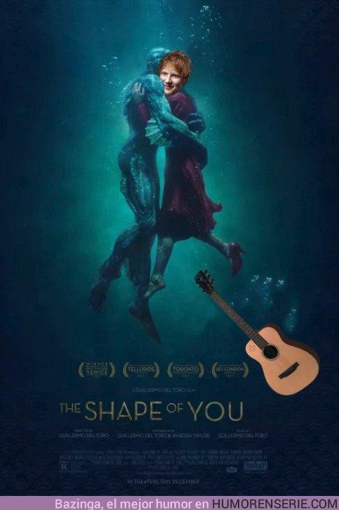23324 - Ed Sheeran haciendo un cover de la película de moda