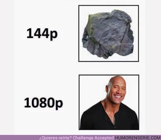 23668 - Es importante ver a The Rock en buena resolución