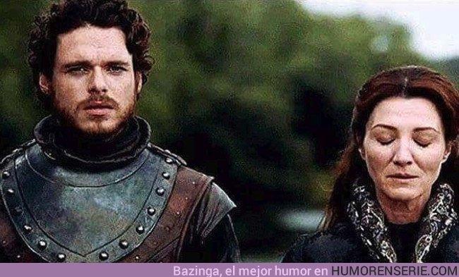 23832 - Cuando tu amigo empieza a ver Juego de Tronos y dice que Ned será el Rey de Westeros
