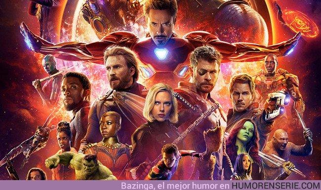 24248 - Estas son las locas condiciones de un novio para llevar a su pareja a ver Infinity War