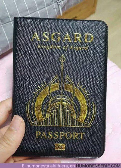 24929 - Lo único que necesitas en regla para entrar en Asgard