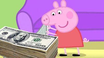 25297 - La chica de 16 años que pone voz a Peppa Pig cobra más de 1000€ por hora