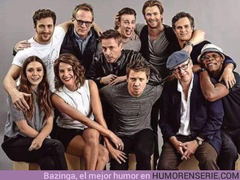 25454 - La familia detrás de Avengers: Age of Ultron