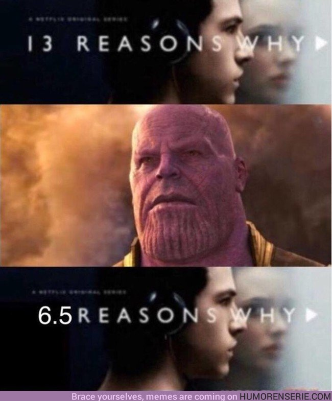 25980 - Pon un Thanos en tu vida