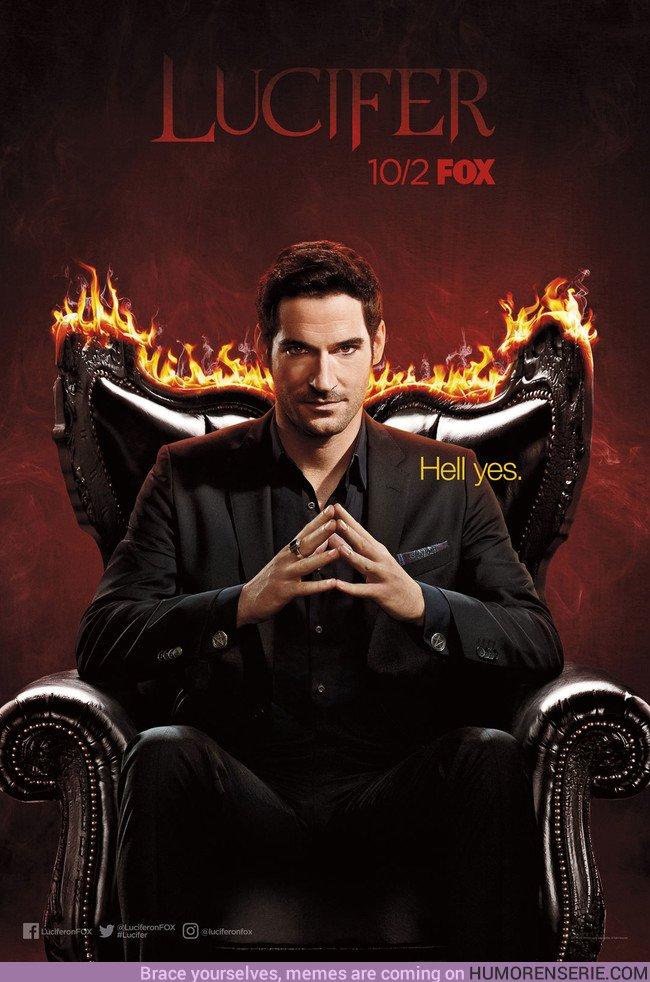 26056 - Lucifer se salva de la cancelación gracias a Netflix