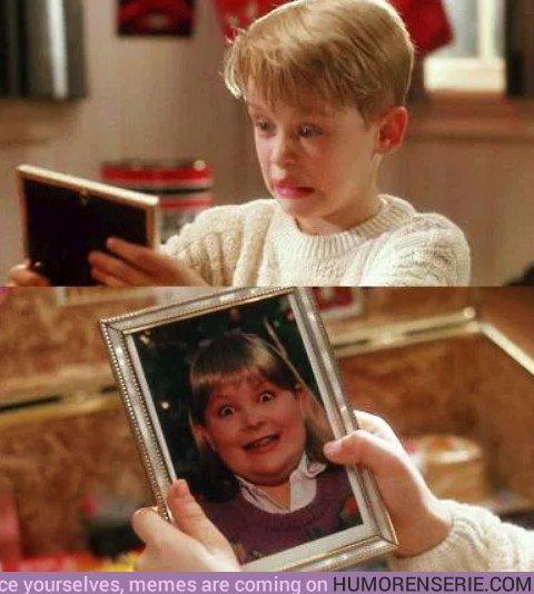 26331 - En Solo en Casa la novia de Buzz era un chico con peluca porque el director pensó que sería demasiado cruel hacer esta broma con una chica real