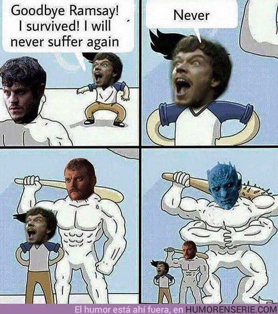 27532 - Pobre Theon...