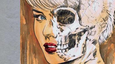 30501 - La gente está flipando con la intro de 'Las escalofriantes aventuras de Sabrina' porque tiene escondidos mil macabros detalles