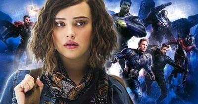 30626 - La protagonista de Por 13 razones tendrá un papel  importante en Vengadores 4