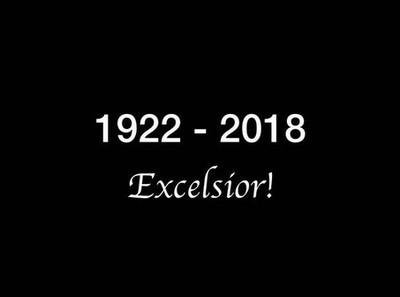31195 - Así han reaccionado las estrellas de Hollywood a la muerte de Stan Lee
