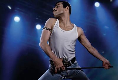 31759 - El guitarrista de Queen Brian May pide el Oscar para Rami Malek